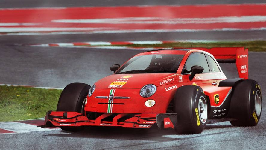 5 City Cars Reimagined As Formula 1 Racers
