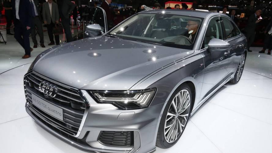 Salon de Genève 2018 - Audi A6