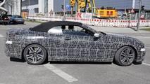 2019 BMW 8 Series Convertible spy photo