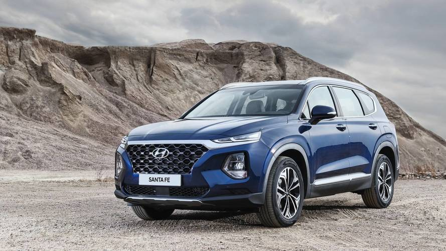 Hyundai Santa Fe (2018) - Le plus beau des SUV ?