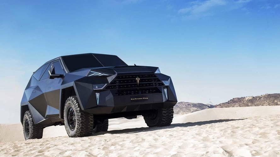 Európából érkezik a világ legdrágább SUV-ja