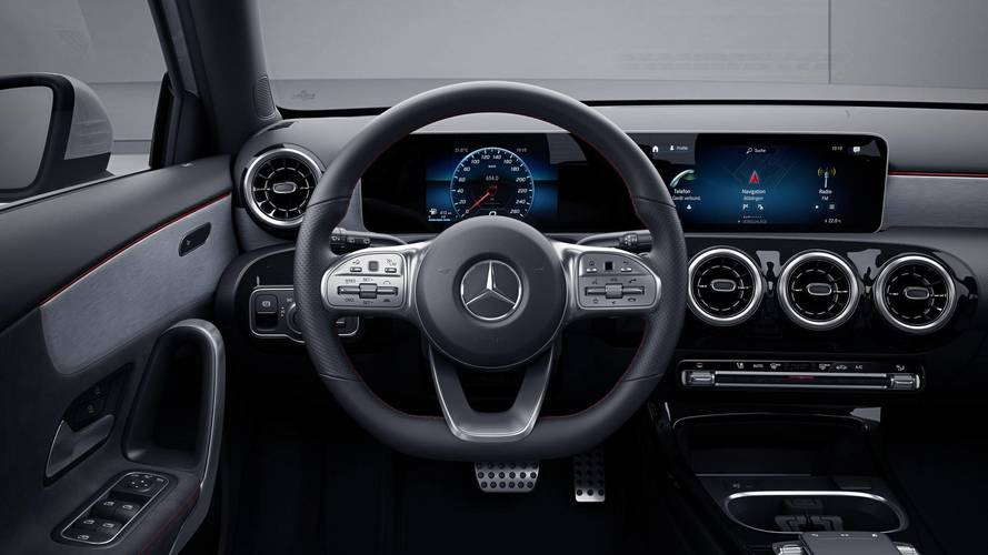 Mercedes Explains Why 2019 C Class Doesn T Have Mbux