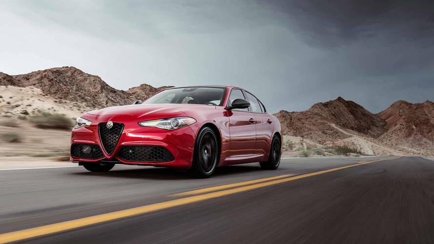 Alfa Romeo Giulia e Stelvio Nero Edizione