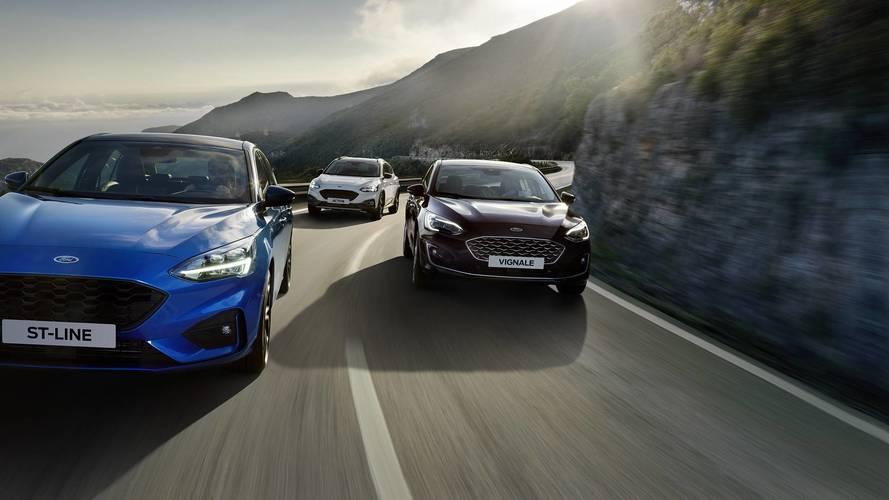 Sigue en directo la presentación del Ford Focus 2018