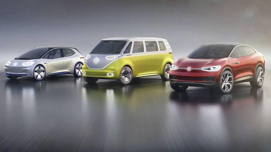 Volkswagen, un design in stile Apple per i modelli elettrici