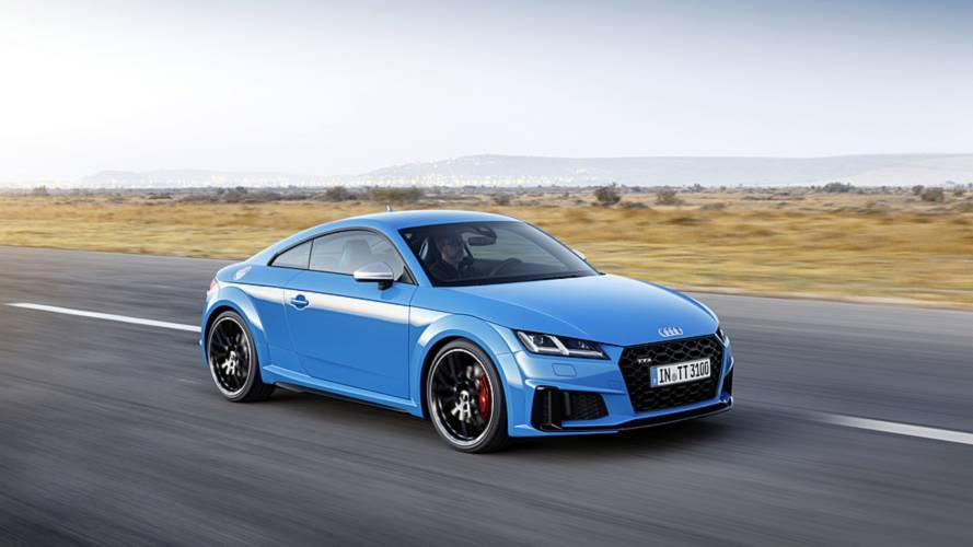 2019 Audi Tt Gets More Standard Features Refined Exterior