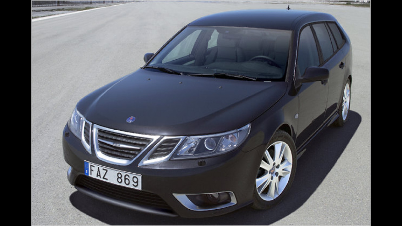 Saab 9-3 SportCombi 2.8T V6 Performance by Hirsch