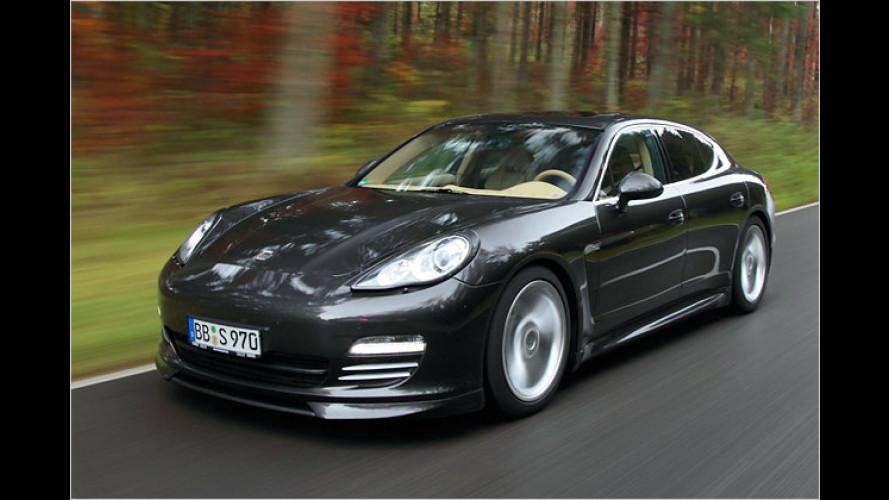 TechArt: Veredelung für alle Porsche-Panamera-Versionen