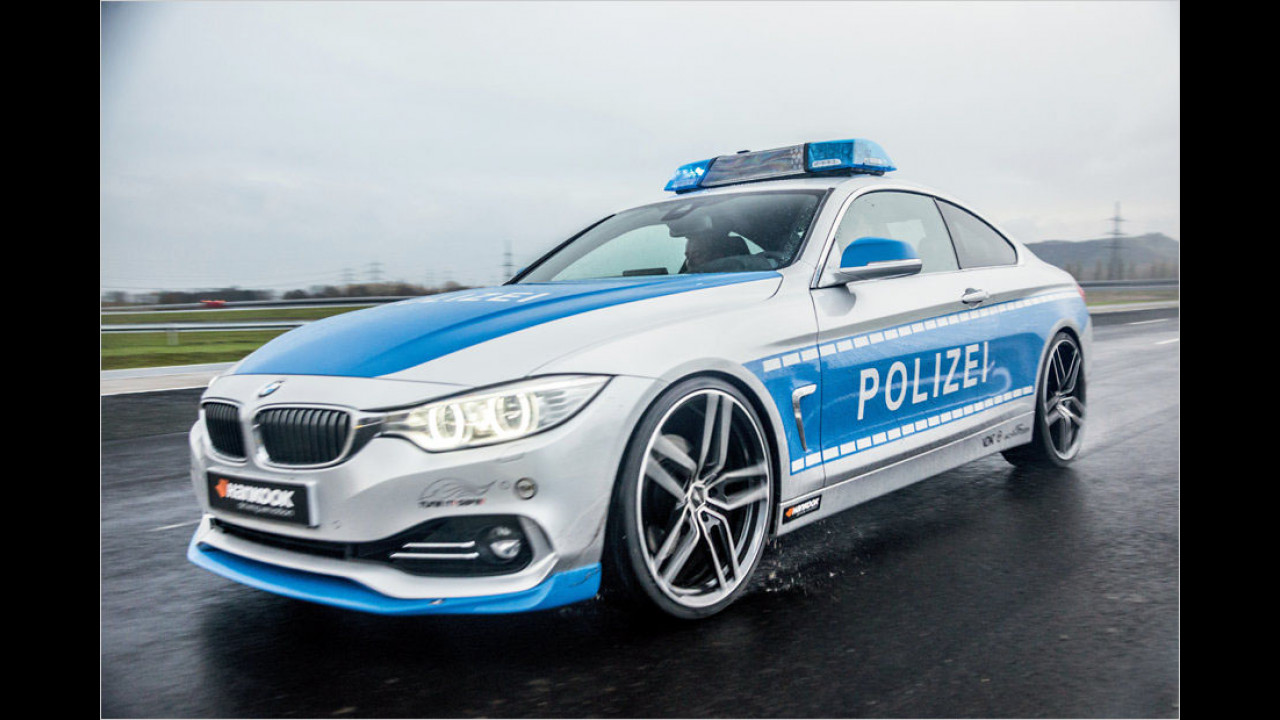 Tune it! Safe!: AC Schnitzer BMW 4er Coupé