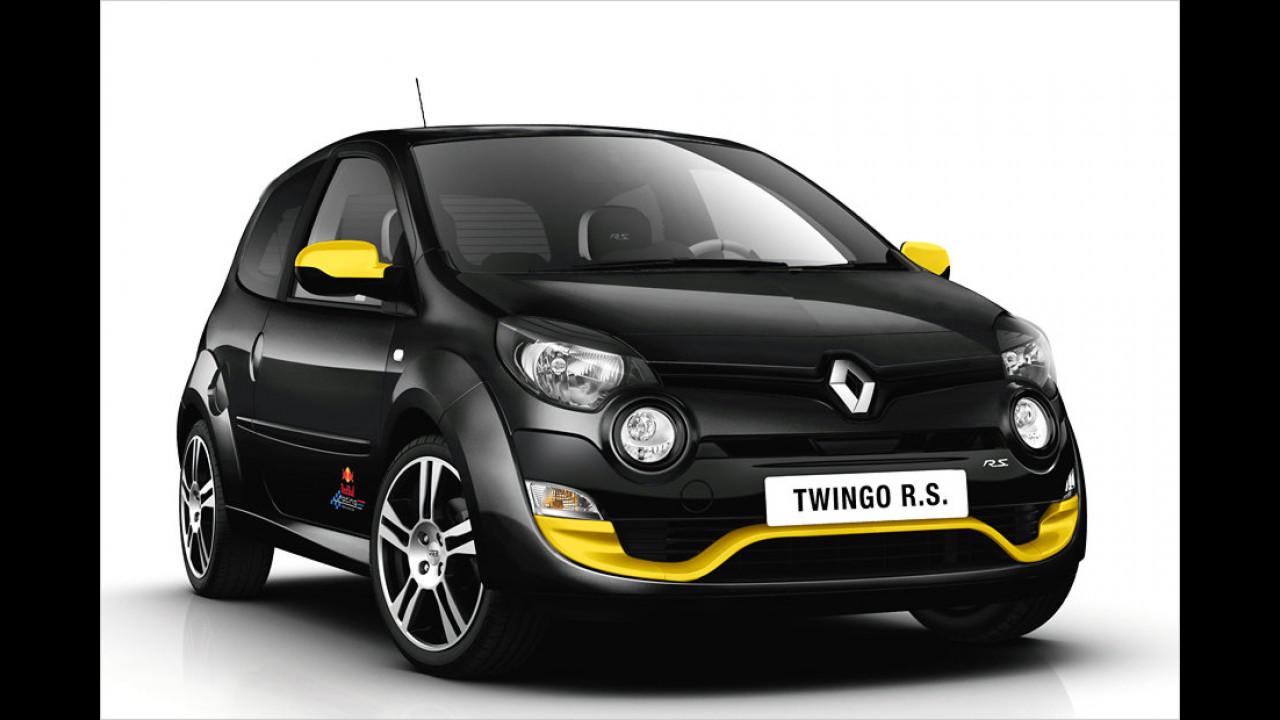 Renault Twingo R.S. Red Bull Racing