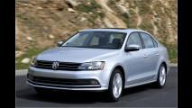 VW Jetta: Fein gebürstet