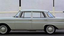 Mercedes-Benz 200 (W 110 series) 1965