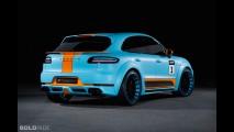 Hamann Porsche Macan S