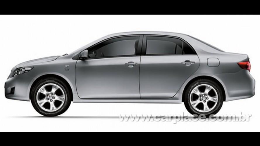 Toyota anuncia oficialmente o Corolla GLi com preço inicial de R$ 65.240