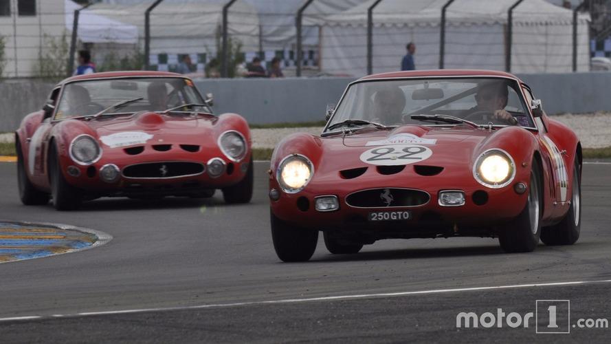VIDÉO - Sept minutes à bord de la Ferrari 250 GTO