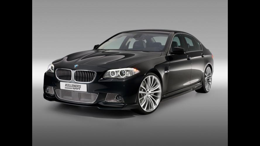 BMW Serie 5 M Sports Package con Kit Kelleners Sport