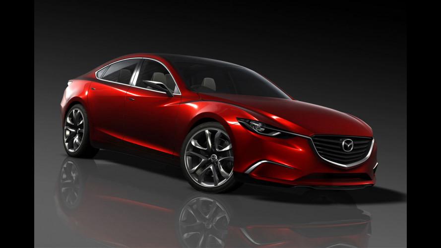 Mazda presenta l'i-ELOOP