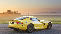 Pre-production 2013 SRT Viper model at Gingerman Raceway, Sept. 6, 2012