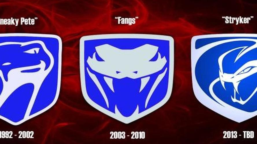 Stryker logo gives 2013 SRT Viper some venom