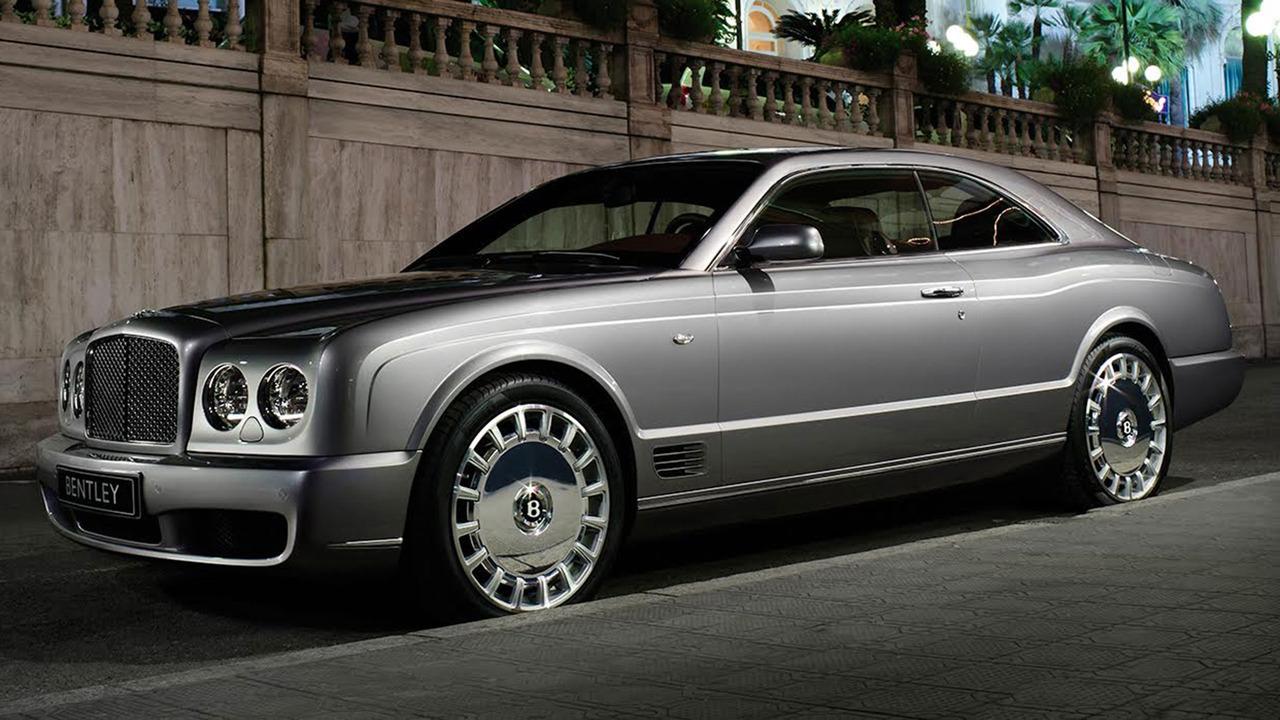 2009 Bentley Brooklands