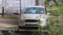 2017 Ford Fiesta spy photos
