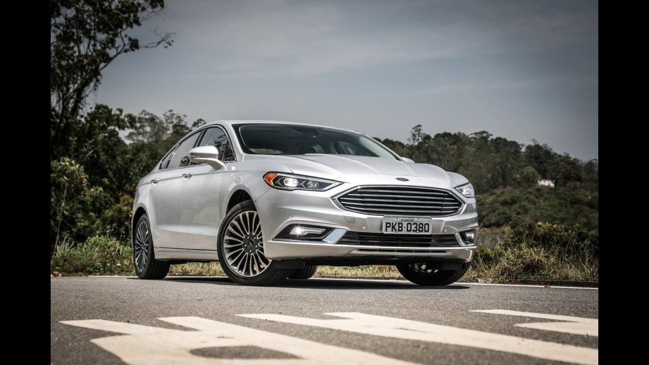 Teste CARPLACE: Ford Fusion 2017 evolui para manter o absolutismo