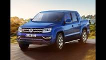 Amarok 3.0 V6 TDI acelera de 0 a 100 km/h em 7,9 segundos, antecipa VW