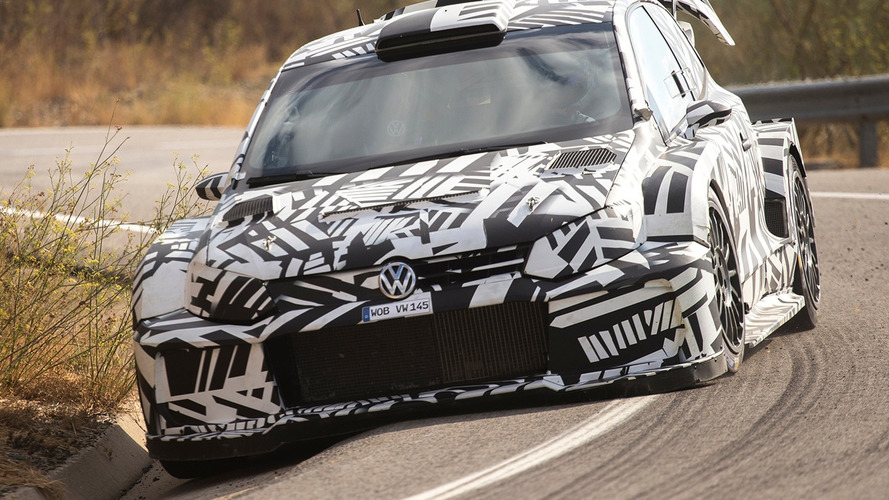 WRC – Pas d'homologation pour la Volkswagen Polo 2017
