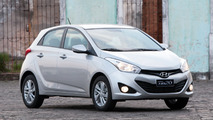 Hyundai HB20 recall
