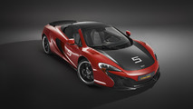 McLaren MSO Defined Options