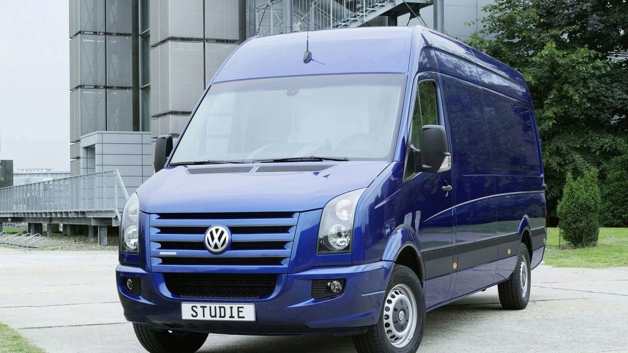 Crafter BlueMotion concept