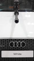 Audi RS4 Avant paintball 26.2.2013