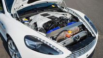 Aston Martin DB9 plug-in hybrid prototype by Bosch Engineering 14.6.2013