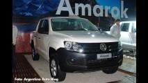 VW Amarok Startline: Versão com acabamento mais simples já é vendida na Argentina