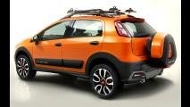 Aventureiro turbinado: Fiat Punto Avventura terá motor 1.4 T-Jet na Índia