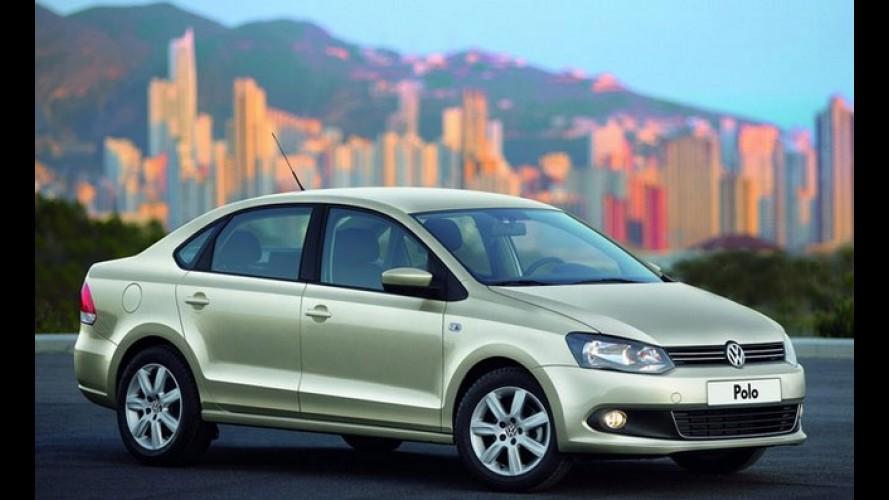VW Polo Sedan deve ser lançado em breve na Malásia