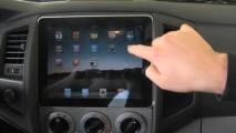 Gambiarra: Vídeo mostra como adaptar o Novo Apple iPad ao som automotivo