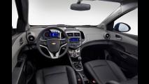 Novo Chevrolet Aveo chega ao Reino Unido em janeiro - Preço inicial equivale a R$ 27.300