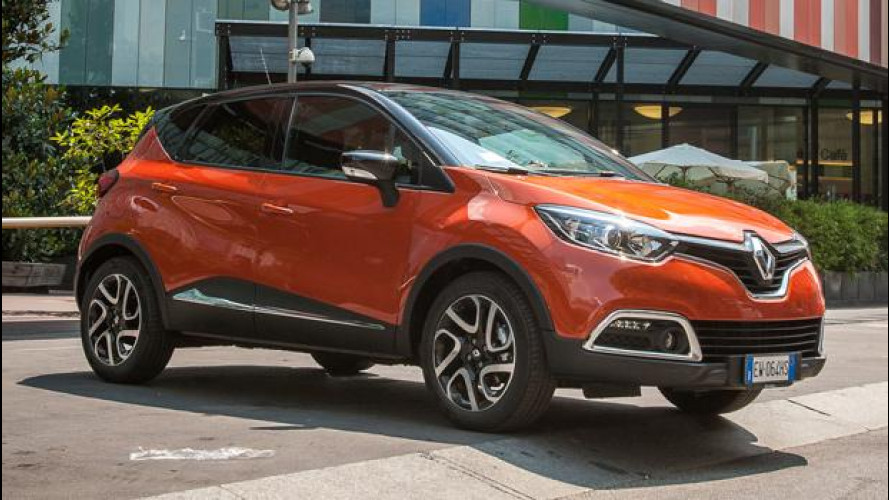 Renault Captur il 1.5 dCI da 110 CV diventa Euro 6