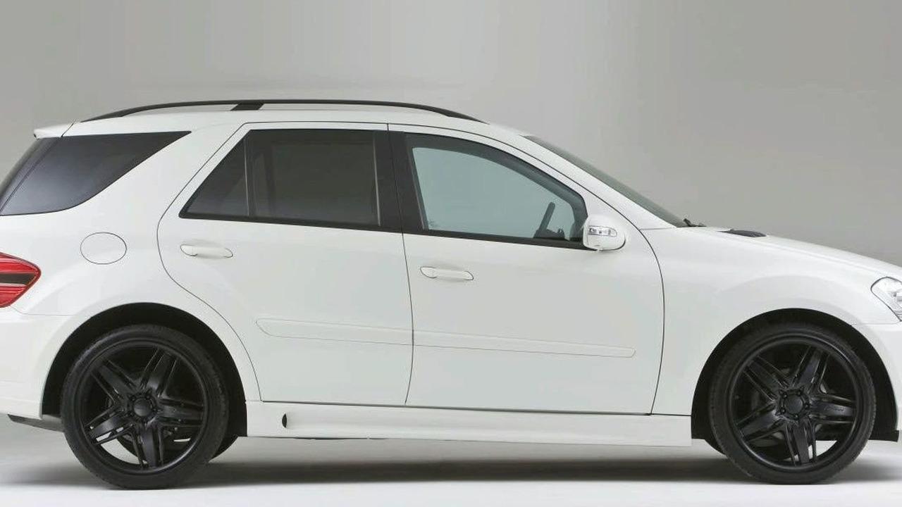 Lorinser ML Black & White
