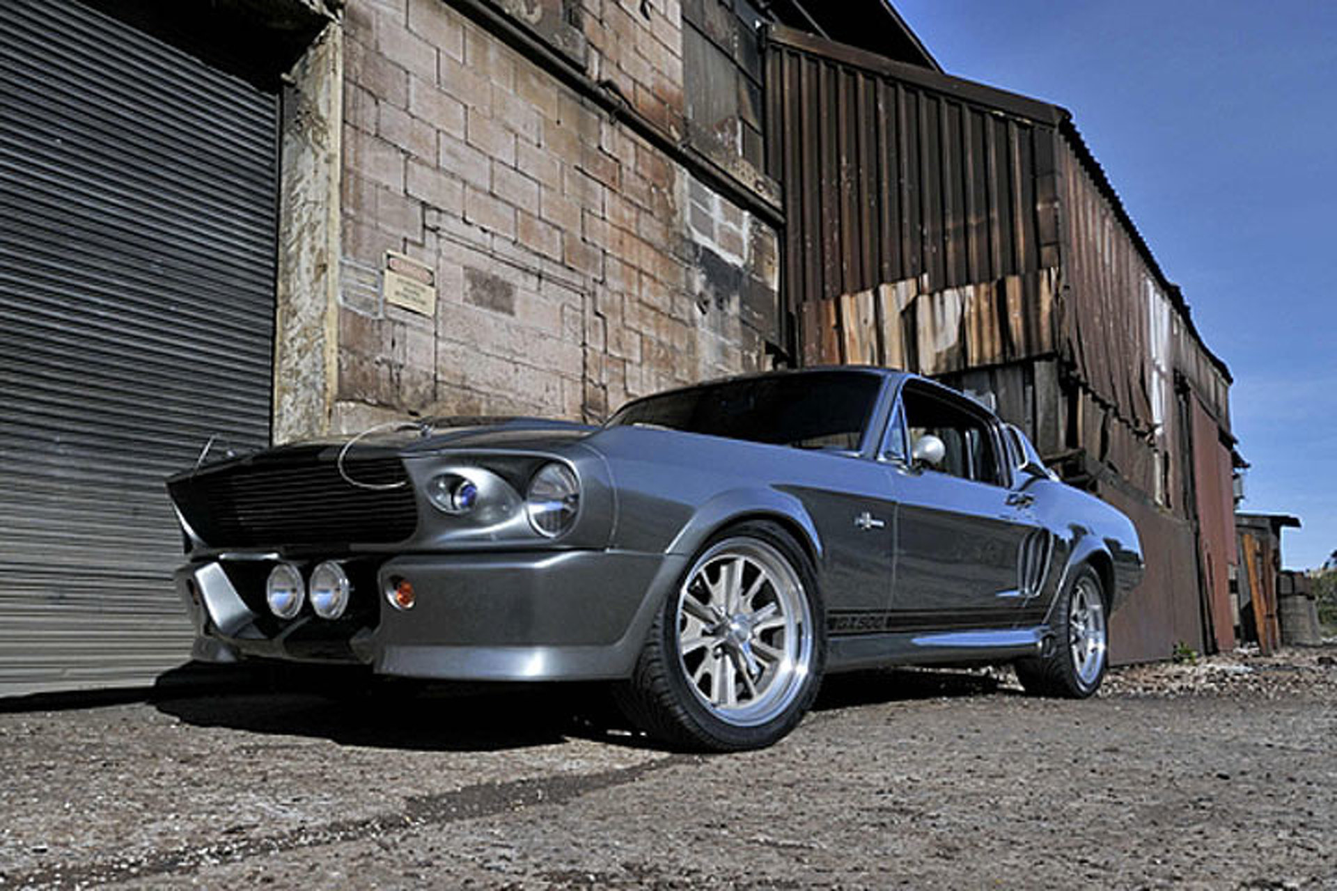Tips for Building an Eleanor Mustang from Gone in 60 Seconds