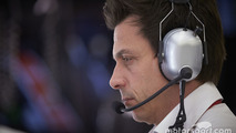 Toto Wolff, Mercedes GP Executive Director