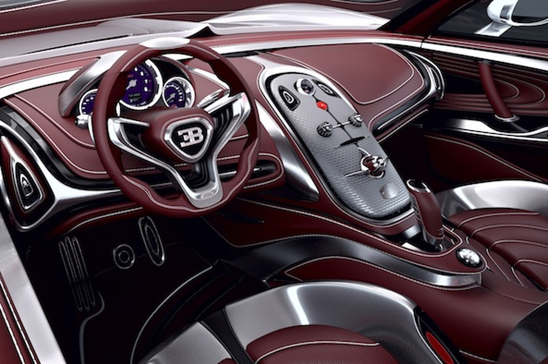 Bugatti Gangloff Concept: A Vision of the Veyron?