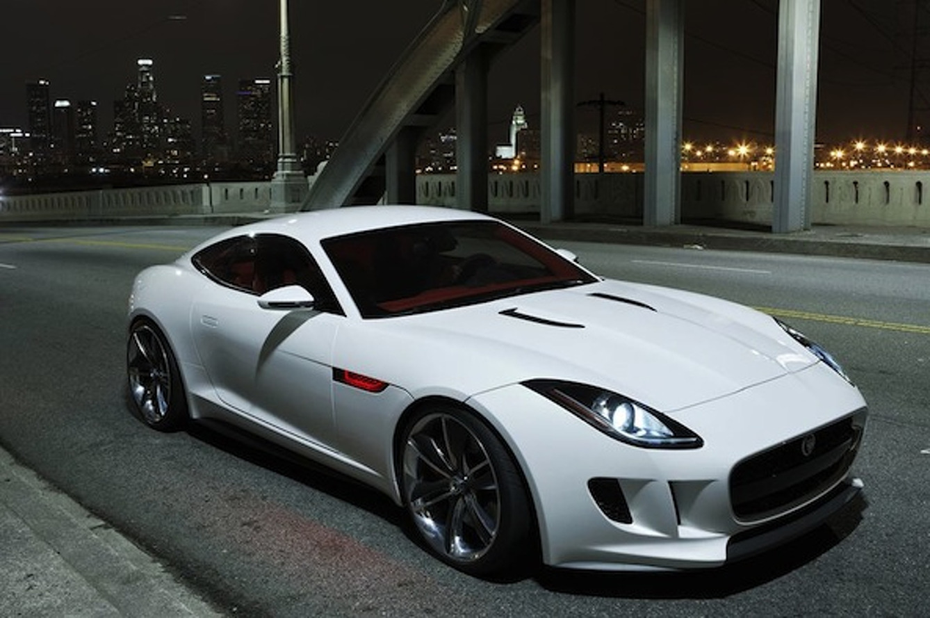 Jaguar Planning 600 HP F-Type?