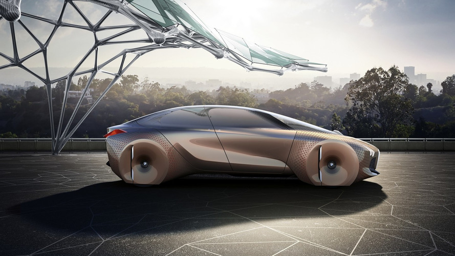 BMW iNext EV Flagship With Level 3 Autonomy Likely A Crossover