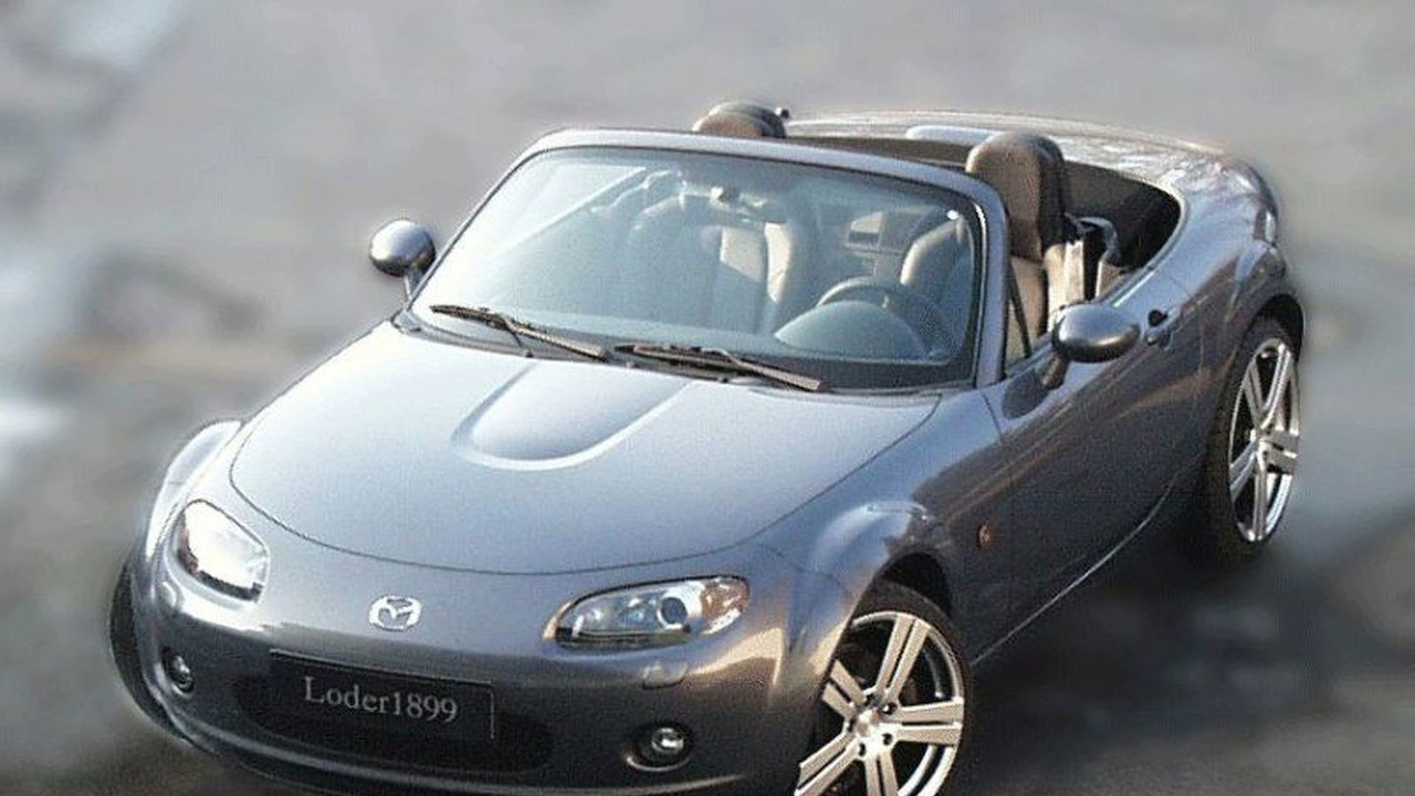 Mazda MX-5 styled by Loder1899