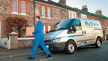 Ford Hytrans - Diesel / Electric Ford Transit