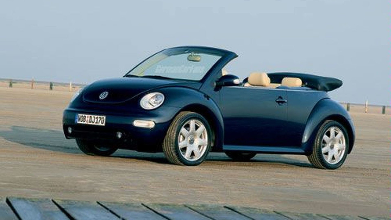 vw new beetle cabriolet - initial facts   motor1 photos