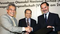 VW AG and Proton Agree Long-Term Partnership