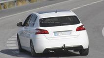 2014 Peugeot 308 GTi spy photo 19.9.2013